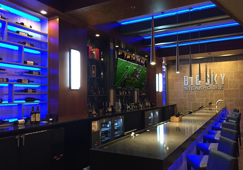 Big Sky Steakhouse Coushatta Casino Resort