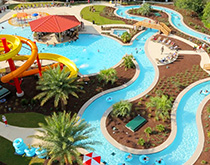 The Dream Pool & Lazy River