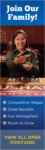 Grand casino coushatta jobs best online casino in asia