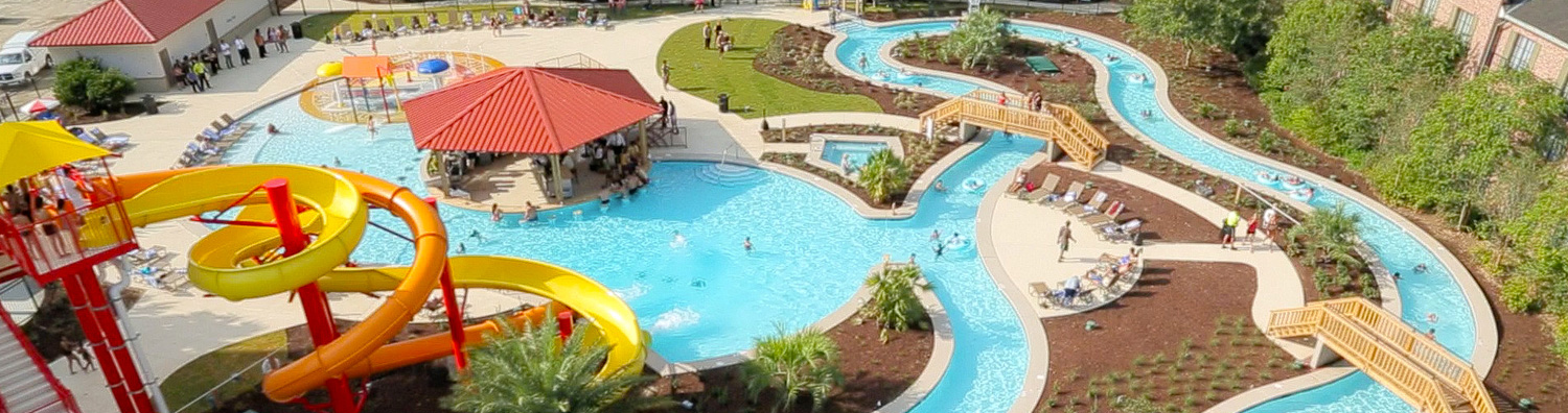 Louisiana casinos with water park where can i gamble on sports in nj