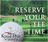 Reserve Tee Time