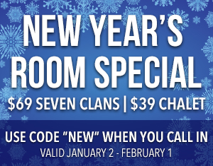New Year's Room Special