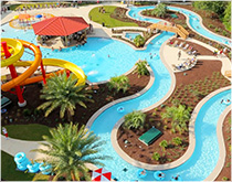 Dream Pool Coushatta Casino Resort