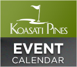Golf Events Calendar