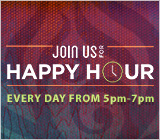 Happy Hours at Bar 7