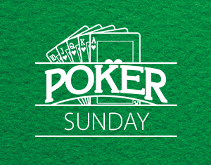 Poker Sunday Texas Hold 'Em Super Bounty Tournament