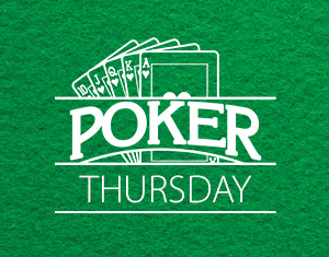 Poker Thursday Uber Stack Turbo Texas Hold 'Em Tournament
