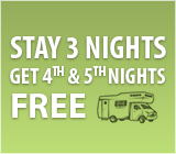 RV 3 Nights Special Offer