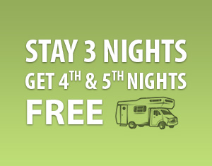 Red Shoes RV Park Special Offer