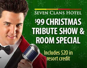 Christmas Tribute Show & Room Special