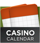 Casino Events Calendar