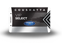 The VIP Select Card