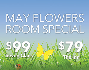 May Flowers Room Special