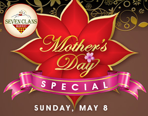 Mother's Day Buffet Specials