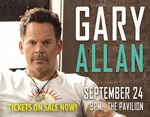 Gary allan riverside casino tickets
