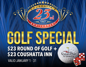 23rd Anniversary Golf Special