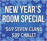 New Year's Room Special 2017