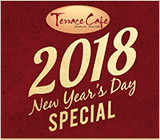 Terrace New Year's Day Special