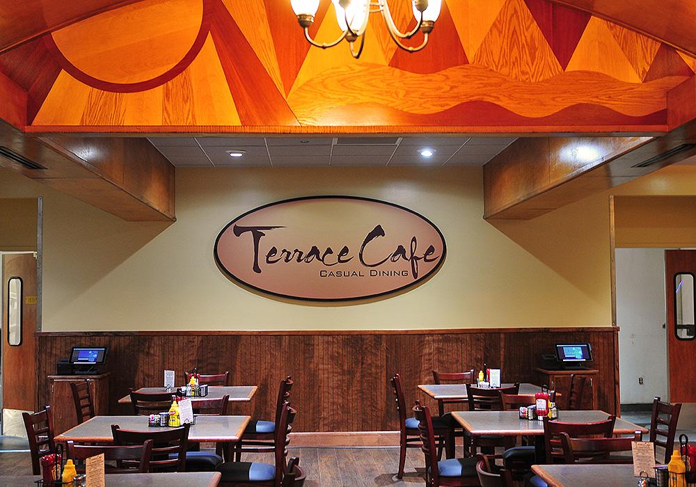 Terrace Cafe Menu Coushatta