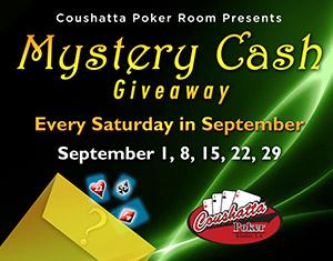 Coushatta seven clans poker tournament carte fidelite casino gratuite