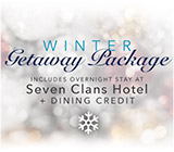 Winter Getaway Package 2019