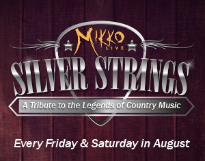 Silver Strings at Mikko LIVE!