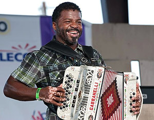 Step Rideau & Zydeco Outlaws