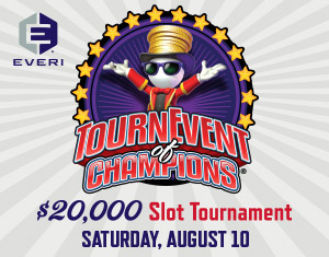 TournEvent of Champions $20,000 Slot Tournament
