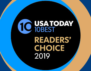 Vote Coushatta to #1 in USA Today's 10 Best Readers' Choice 2019!