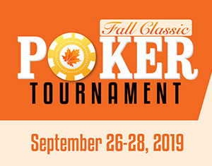 Fall Classic Poker Tournament