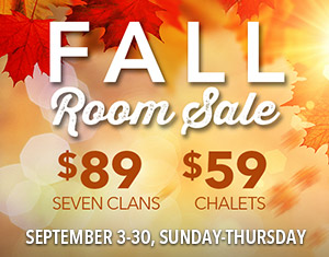 Fall Room Sale
