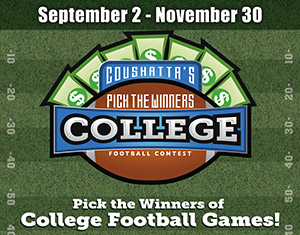 Pick the Winners College Football Contest