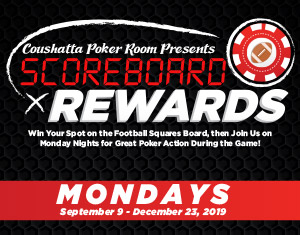 Poker Scoreboard Rewards