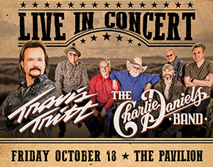 Travis Tritt & The Charlie Daniels Band Live in Concert