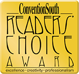 ConventionSouth 2020 Readers' Choice Award