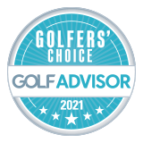 Gold Advisor Golfers' Choice 2021