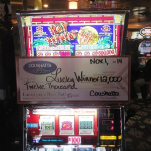 slot winners coushatta