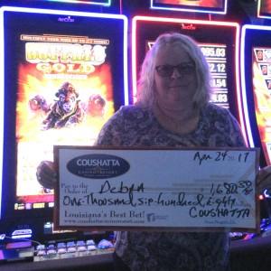 Past Winners - April, 2017 - Page 12 - Coushatta Casino Resort