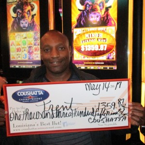 Low wagering casino bonus
