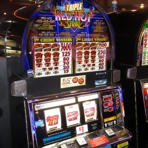 Forfait pour le casino de charlevoix