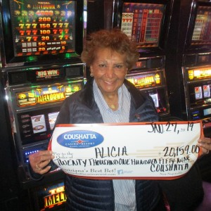 Congratulations To Marie Marthe From Texas On January 27 This Lucky Guest Hit The Jackpot A Spin It Grand Slot And Won 10 005