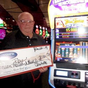 Past Winners - January, 2019 - Page 5 - Coushatta Casino Resort